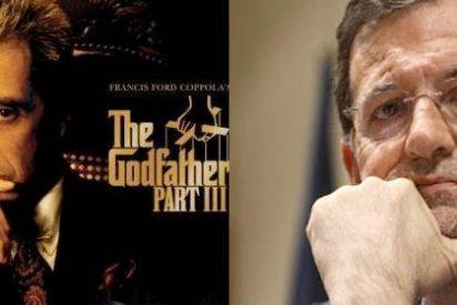 """Mensaje de El Mundo a Rajoy: """"Nadie puede escapar al castigo cuando traiciona a la mafia"""""""