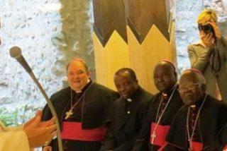 Francisco se reúne con Maradiaga en Río para ultimar la reforma de la Curia