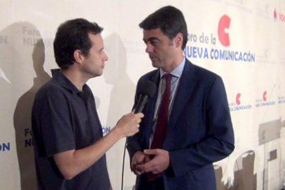 """Luis Enríquez no se pone nervioso: """"¿Alguien cree que el acuerdo con COPE, que es para 15 años, iba a dar resultado al primer EGM?"""""""