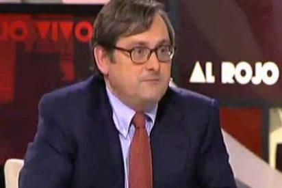 """Marhuenda arremete contra el ex directivo de la 'Marca España' por insultar a los catalanes: """"Me parece un imbécil y un idiota"""""""