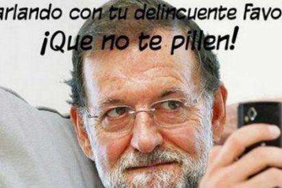 """Rajoy aparenta calma ante la tormenta: """"El Estado de Derecho no se somete a chantaje"""""""