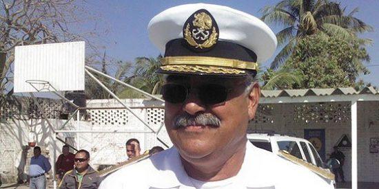 Los narcos mexicanos asesinan a un vicealmirante de Marina en una emboscada