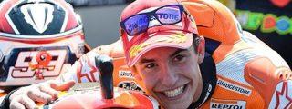 Marc Márquez, primer debutante de MotoGP que logra la victoria en Laguna Seca (EE.UU.)