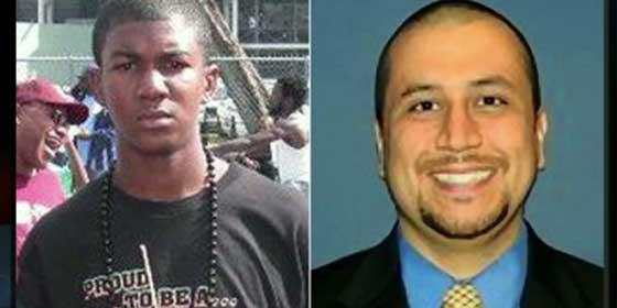 Absuelto de asesinato el vigilante hispano que mató al adolescente negro Trayvon Martin