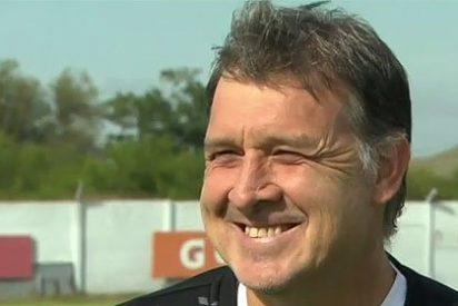 El 'Tata' Martino se postula como favorito para suceder a Tito Vilanova en el Barça