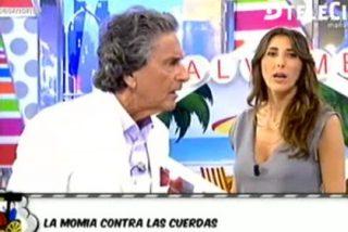 La mayor humillación vista en TV: Paz Padilla llama a seguridad para expulsar a un invitado de 'Sálvame' entre lágrimas y gritos
