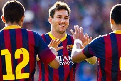 El Barça se da un festín de goles (0-7) a cuenta de los chavales del Valerenga
