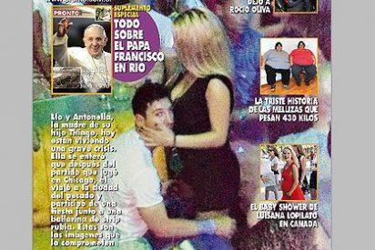 ¿Afectaran las infidelidades amorosas de Leo Messi a su rendimiento futbolístico?