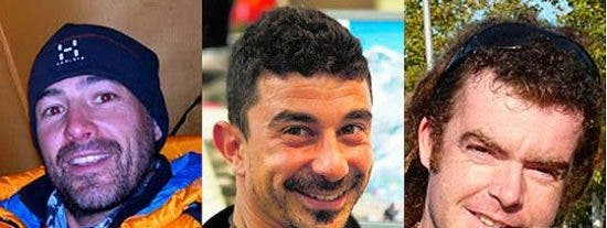 Desaparecen tres montañeros españoles mientras escalaban en el Himalaya