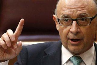 Cristobal Montoro: 'España tiene abierta la puerta de salida de la crisis'