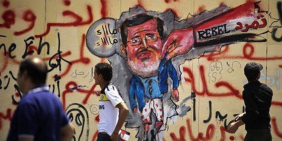 La tensión se dispara en Egipto tras la muerte de 42 partidarios de Morsi