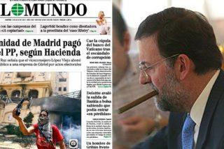¿Cree Rajoy que en boca cerrada no entra la 'mosca' del 'caso Bárcenas'?