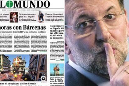 Rajoy se refugia en el'no comment' de la onda expansiva del bombazo de Pedrojota