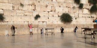 Un lamento esperanzado por la paz en Jerusalén
