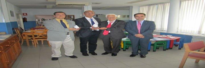 1.500 kg de pollo para el comedor de Mensajeros de la Paz en Vallecas