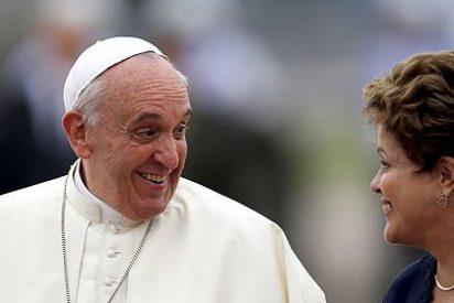 "Papa Francisco: ""No traigo oro ni plata, sino algo más valioso: Jesucristo"""