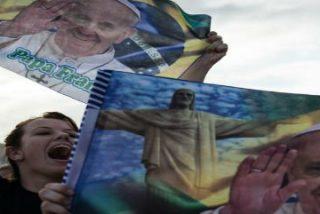 La visita del Papa le costará a Brasil 160 millones de $