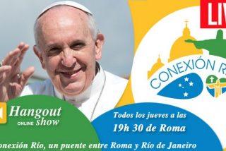 Francisco concede indulgencia plenaria a los participantes en la JMJ de Río de Janeiro