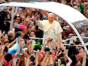 """Francisco, el Papa del """"nosotros"""""""