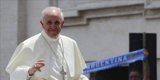 Francisco hará una gira por América Latina en 2015