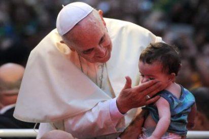 El Papa que reparte estopa