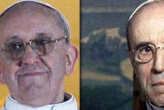 Francisco podría canonizar también a Pío XII