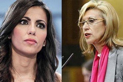 Rifirrafe en Twitter entre Ana Pastor y UPyD, con calificativos como 'chusma'