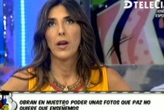 "Paz Padilla, muy criticada por su topless: ""Me da vergüenza, estoy pasándolo mal porque yo soy muy tetona"""