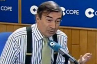 """Pedrojota saca sus garras contra el ABC y La Razón: """"Algunos exculpaban a Bárcenas mientras estaba fuera y ahora se ceban contra él"""""""