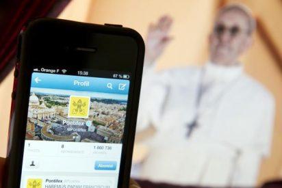 El Papa desea buen viaje en Twitter
