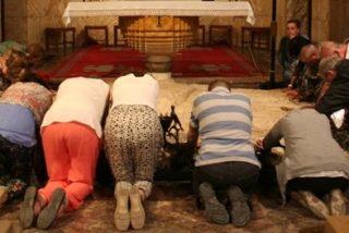 Israelíes y palestinos entre Belén y Getsemaní