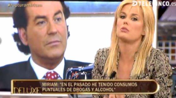 Miriam Sánchez La Ex De Pipi Estrada Desvela Sus Proezas Sexuales