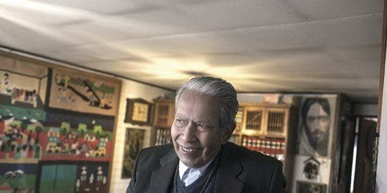 "Padre Eugenio Pizarro: ""Yo no he buscado mis cruces. No soy masoquista"""