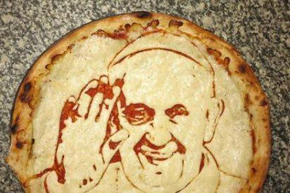 La pizza del Papa