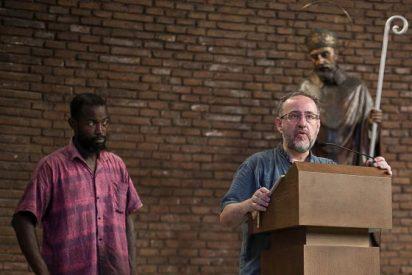 """Párroco de Poblenou: """"He acogido a los inmigrantes por dignidad"""""""