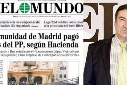 El PP deja a Pedrojota a los pies de los caballos por una noticia falsa