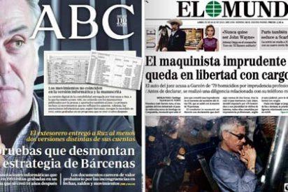 ABC desmonta la estrategia de Bárcenas: entrega al juez dos versiones distintas de las cuentas
