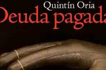 """Quintín Oria: """"¿Realmente existe una mano oculta que mueve los hilos del poder?"""""""