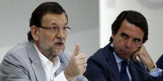 ¿Está Aznar en la conspiración para derribar a Mariano Rajoy?