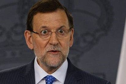 """Mariano Rajoy: """"Voy a cumplir mi mandato, España es una democracia seria"""""""