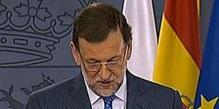 Rajoy y el 'caso Bárcenas': una mirada al papel cada 4 segundos