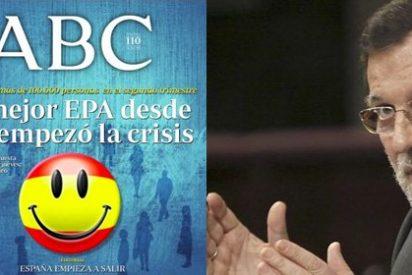 Moncloa filtra los datos del paro para sacar pecho de los brotes verdes de Rajoy