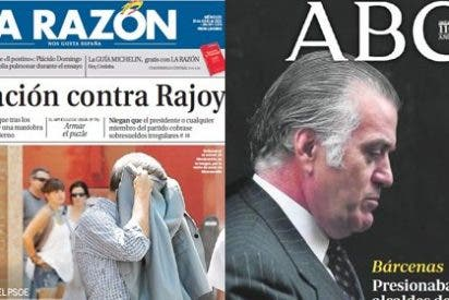 """ABC y La Razón sacan toda su artillería contra Bárcenas: """"Operación contra Rajoy"""""""