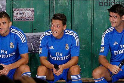 """Özil: """"La banda diestra no es mi posición favorita, soy creador"""""""