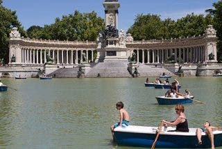 Los 13 grandes secretos del Estanque del Parque del Retiro madrileño