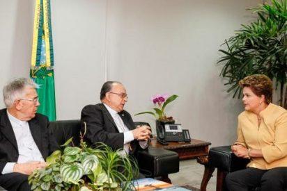 Rousseff convoca una reunión de ministros por la seguridad del Papa