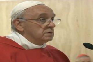 """Francisco: """"En el camino hacia Dios, la Iglesia ha cometido errores"""""""