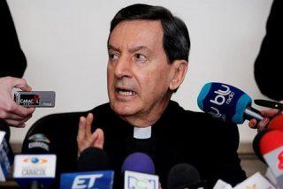 """Cardenal Salazar: """"El proceso de paz está en manos de la Farc"""""""