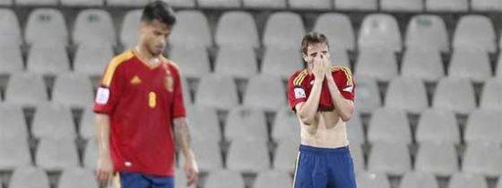 [Video] España pierde 0-1 ante Uruguay y dice adiós al Mundial Sub'20
