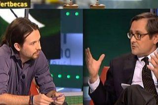 """Pablo Iglesias da lecciones en la SER de """"cómo hay que morder a los perros de presa de la derecha"""""""